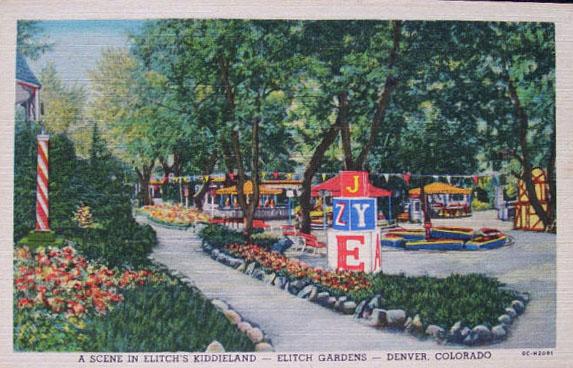 Elitch Gardens - (1890-1994)